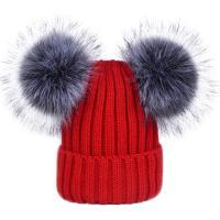Pompoms Hat