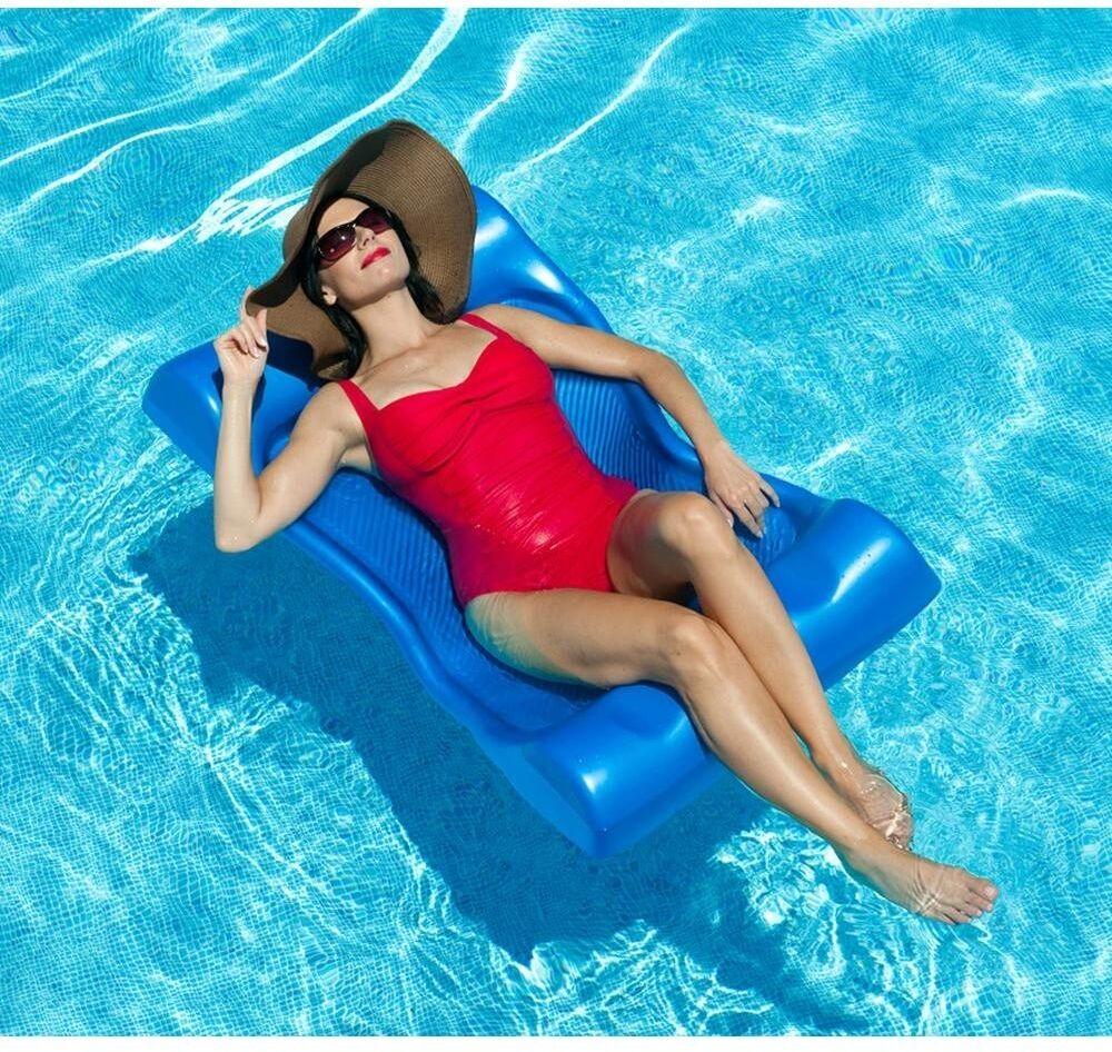 Flotador de hamaca de piscina
