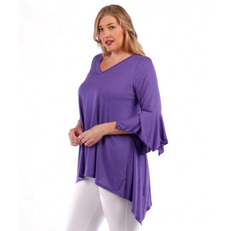 Blusas y blusas de mujer tallas grandes