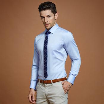 Men Long Sleeve Dress Shirts