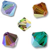 Imitation CRYSTALLIZED™ 5301 Bicone fuqi jewelry