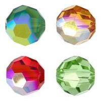 Imitation CRYSTALLIZED™ 5000 Round fuqi jewelry