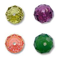 Imitation CRYSTALLIZED™ 5040 Rondelle fuqi jewelry