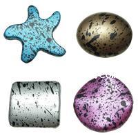 Black Spot Acrylic fuqi jewelry