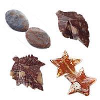 Natural Tree Agate fuqi jewelry