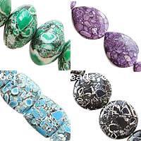 Mosaic Turquoise fuqi jewelry