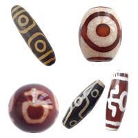 Natural Tibetan Agate Dzi fuqi jewelry