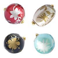 Glass Pearl European fuqi jewelry