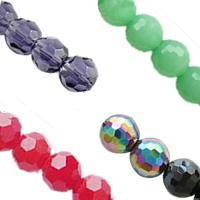 Round Crystal fuqi jewelry