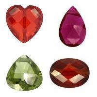 Cubic Zirconia Jewelry fuqi jewelry