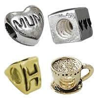 Zinc Alloy Jewelry European fuqi jewelry