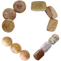 Natural Morocco Agate fuqi jewelry