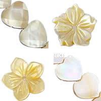 Natural Yellow Shell fuqi jewelry