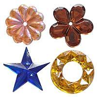 Imitation CRYSTALLIZED™ Crystal Acrylic fuqi jewelry