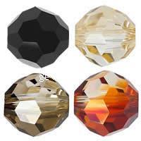 CRYSTALLIZED™ 5900 Crystal Large Hole Round Bead