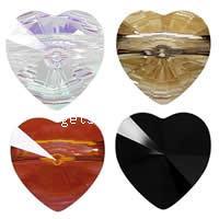 CRYSTALLIZED™ 5942 Crystal Large Hole Heart fuqi jewelry