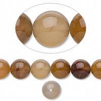 Natural Wooden Agate fuqi jewelry