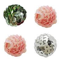 Plastic Paillette Woven fuqi jewelry