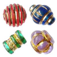 Gold Accent Plastic fuqi jewelry
