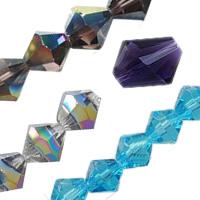 Bicone Crystal fuqi jewelry