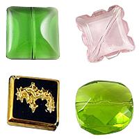 Square Crystal fuqi jewelry