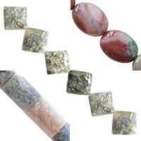 Natural Ocean Agate fuqi jewelry