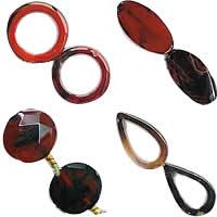 Natural Miracle Agate fuqi jewelry