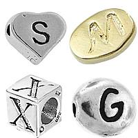 Sterling Silver Alphabet fuqi jewelry