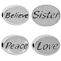 Sterling Silver Message fuqi jewelry