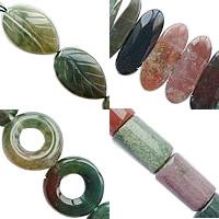 Natural Indian Agate fuqi jewelry