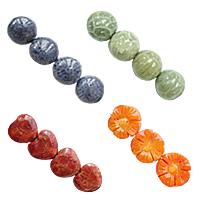 Coral fuqi jewelry