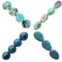 Natural Grass Turquoise fuqi jewelry