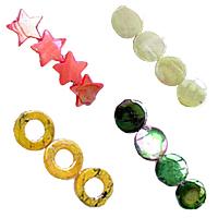 AB Color Shell fuqi jewelry