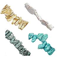 Biwa Cultured Freshwater Pearl fuqi jewelry