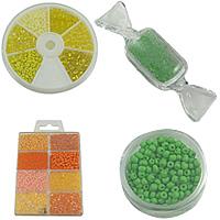 Box Glass Seed fuqi jewelry