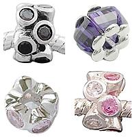 Cubic Zirconia Sterling Silver European fuqi jewelry