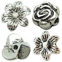 Zinc Alloy Flower fuqi jewelry