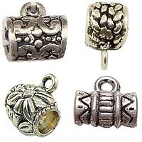 Zinc Alloy Bail fuqi jewelry