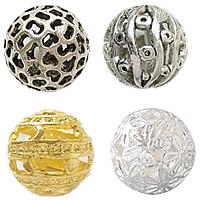 Zinc Alloy Hollow fuqi jewelry