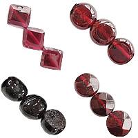 Natural Garnet fuqi jewelry