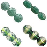 Natural Green Quartz fuqi jewelry