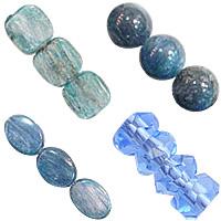Natural Kyanite fuqi jewelry