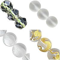 Natural Clear Quartz fuqi jewelry