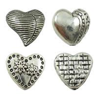 Zinc Alloy Heart fuqi jewelry