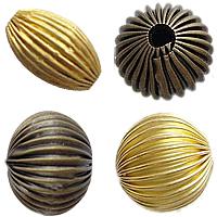 Corrugated Brass fuqi jewelry