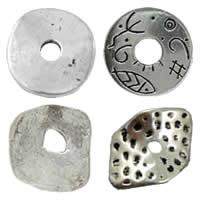 Zinc Alloy Jewelry Washers
