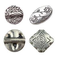 Zinc Alloy Flat fuqi jewelry