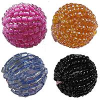 Woven Glass Seed fuqi jewelry