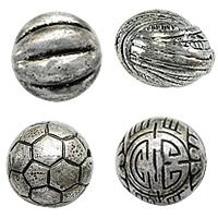 Antique Silver Acrylic fuqi jewelry