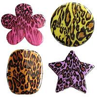 Leopard Acrylic fuqi jewelry